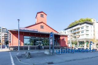 """Photo 25: 557 108 W 1ST Avenue in Vancouver: False Creek Condo for sale in """"WALL CENTRE"""" (Vancouver West)  : MLS®# R2614922"""