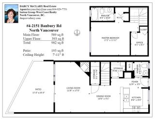 """Photo 40: 4 2151 BANBURY Road in North Vancouver: Deep Cove Townhouse for sale in """"Mariners Cove"""" : MLS®# R2584972"""