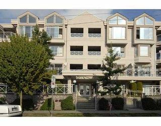 """Photo 1: 303 525 AGNES Street in New_Westminster: Downtown NW Condo for sale in """"AGNES TERRACE"""" (New Westminster)  : MLS®# V767218"""