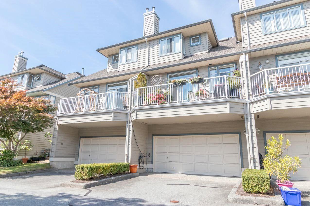 "Main Photo: 32 920 CITADEL Drive in Port Coquitlam: Citadel PQ Townhouse for sale in ""CITADEL GREEN"" : MLS®# R2619051"