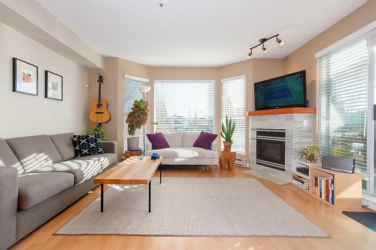 "Main Photo: 304 225 E 19TH Avenue in Vancouver: Main Condo for sale in ""New Port"" (Vancouver East)  : MLS®# R2348098"