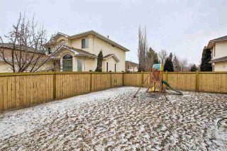 Photo 30: 369 BURTON Road in Edmonton: Zone 14 House for sale : MLS®# E4235367