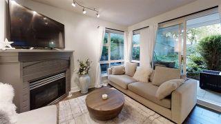 """Photo 12: 106 1868 W 5TH Avenue in Vancouver: Kitsilano Condo for sale in """"GREENWICH"""" (Vancouver West)  : MLS®# R2476894"""