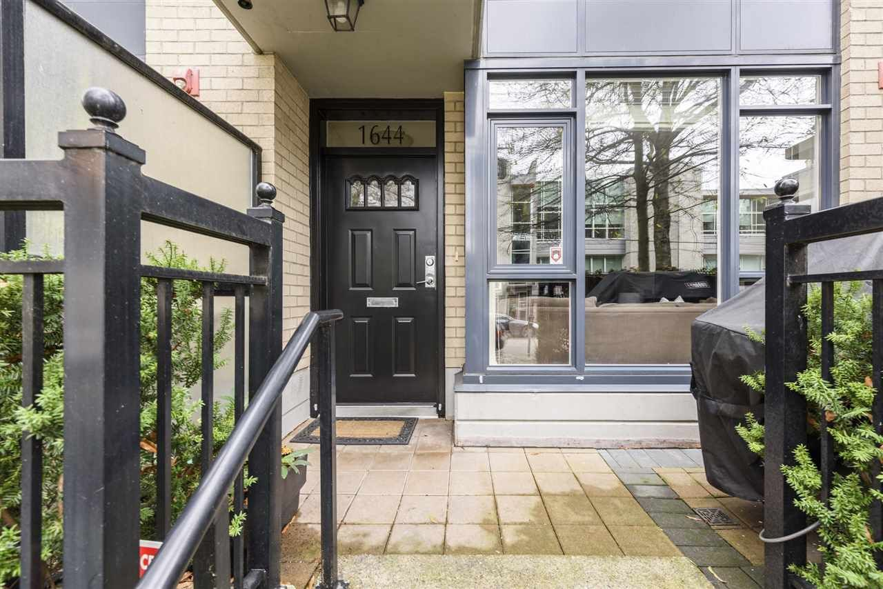 Photo 24: Photos: 1644 W 7TH AVENUE in Vancouver: Fairview VW Townhouse for sale (Vancouver West)  : MLS®# R2543861