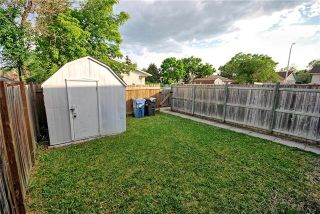 Photo 19: 8 Lake Fall Place in Winnipeg: Waverley Heights Residential for sale (1L)  : MLS®# 1916829