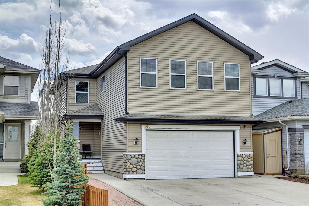 Main Photo: 140 Covehaven Gardens NE in Calgary: Coventry Hills Detached for sale : MLS®# A1106554
