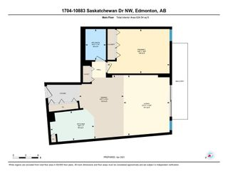 Photo 34: 1704 10883 SASKATCHEWAN Drive in Edmonton: Zone 15 Condo for sale : MLS®# E4241084