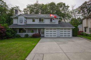 "Photo 1: 8677 147 Street in Surrey: Bear Creek Green Timbers House for sale in ""BEAR CREEK/GREENTIMBERS"" : MLS®# R2393262"