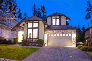 "Photo 1: 58 CLIFFWOOD Drive in Port Moody: Heritage Woods PM House for sale in ""HERITAGE WOODS"" : MLS®# R2536937"
