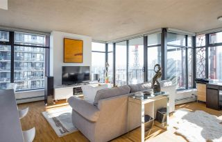 """Photo 2: 2106 128 W CORDOVA Street in Vancouver: Downtown VW Condo for sale in """"WOODWARDS W43"""" (Vancouver West)  : MLS®# R2222089"""
