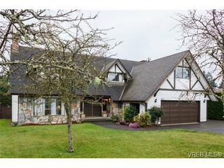Photo 2: 1055 Damelart Way in BRENTWOOD BAY: CS Brentwood Bay House for sale (Central Saanich)  : MLS®# 697420