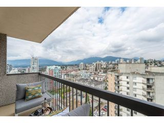 """Photo 13: 1904 145 ST. GEORGES Avenue in North Vancouver: Lower Lonsdale Condo for sale in """"TALISMAN TOWERS"""" : MLS®# R2260012"""