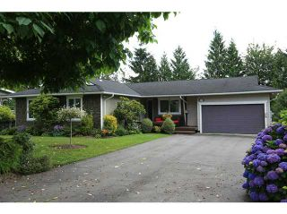 Photo 1: 7076 FIELDING Court in Burnaby: Government Road House for sale (Burnaby North)  : MLS®# V1030816