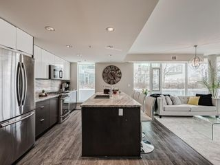 Photo 12: 201 560 6 Avenue SE in Calgary: Downtown East Village Apartment for sale : MLS®# A1084324