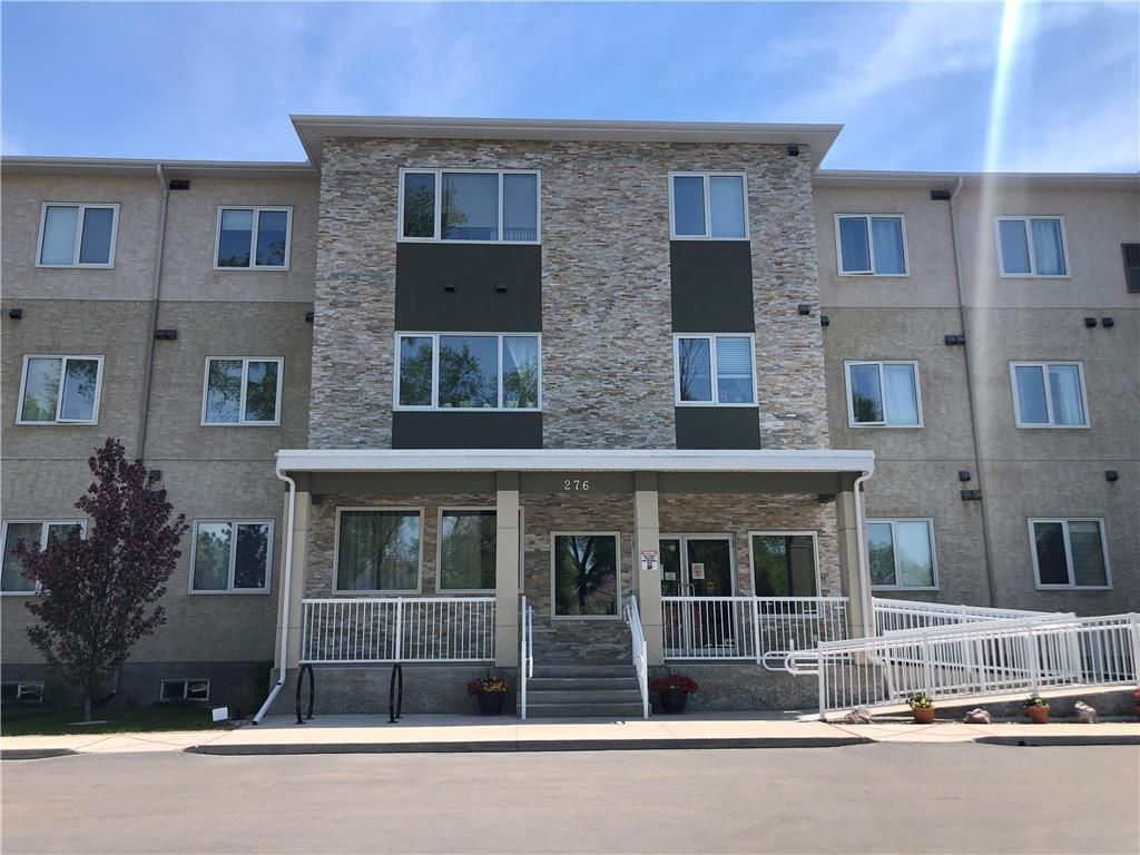 Main Photo: 103 276 Murray Avenue in Winnipeg: Riverbend Condominium for sale (4E)  : MLS®# 202004520