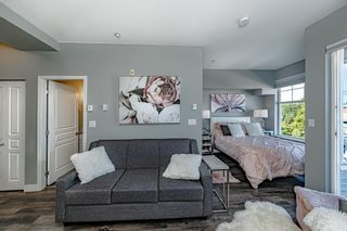 """Photo 11: #407 20200 56 Avenue in Langley: Langley City Condo for sale in """"The Bentley"""" : MLS®# R2598723"""