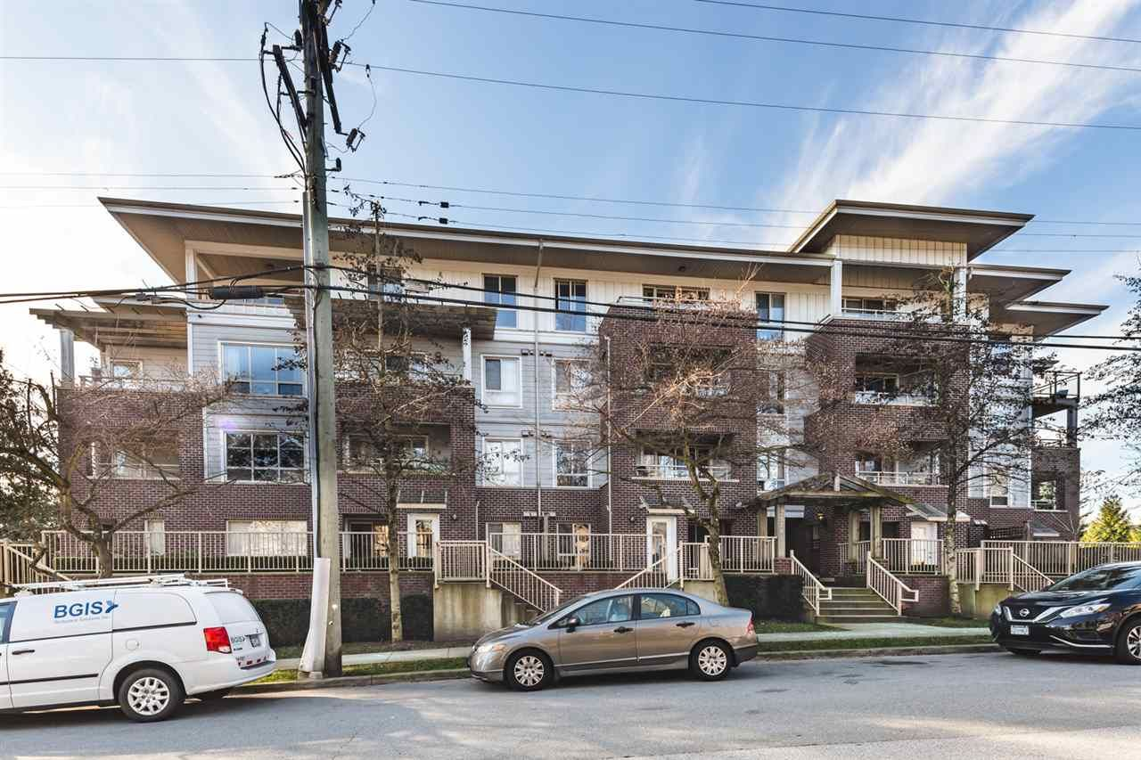"""Main Photo: 104 2228 WELCHER Avenue in Port Coquitlam: Central Pt Coquitlam Condo for sale in """"STATION HILL"""" : MLS®# R2445243"""