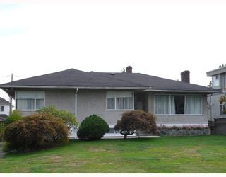 Photo 1: 1032 W 46TH Avenue in Vancouver: South Granville House for sale (Vancouver West)  : MLS®# V785889