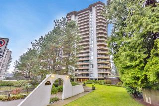 Photo 1: 603 2041 BELLWOOD AVENUE in Burnaby: Brentwood Park Condo for sale (Burnaby North)  : MLS®# R2525101