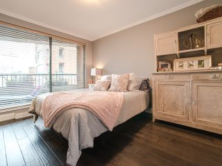 """Photo 9: 303 1226 HAMILTON Street in Vancouver: Yaletown Condo for sale in """"GREENWICH PLACE"""" (Vancouver West)  : MLS®# R2056690"""