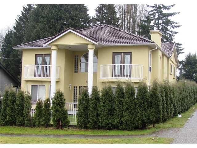 """Main Photo: 938 4TH Street in New Westminster: GlenBrooke North House for sale in """"GLENBROOKE AREA"""" : MLS®# V865579"""