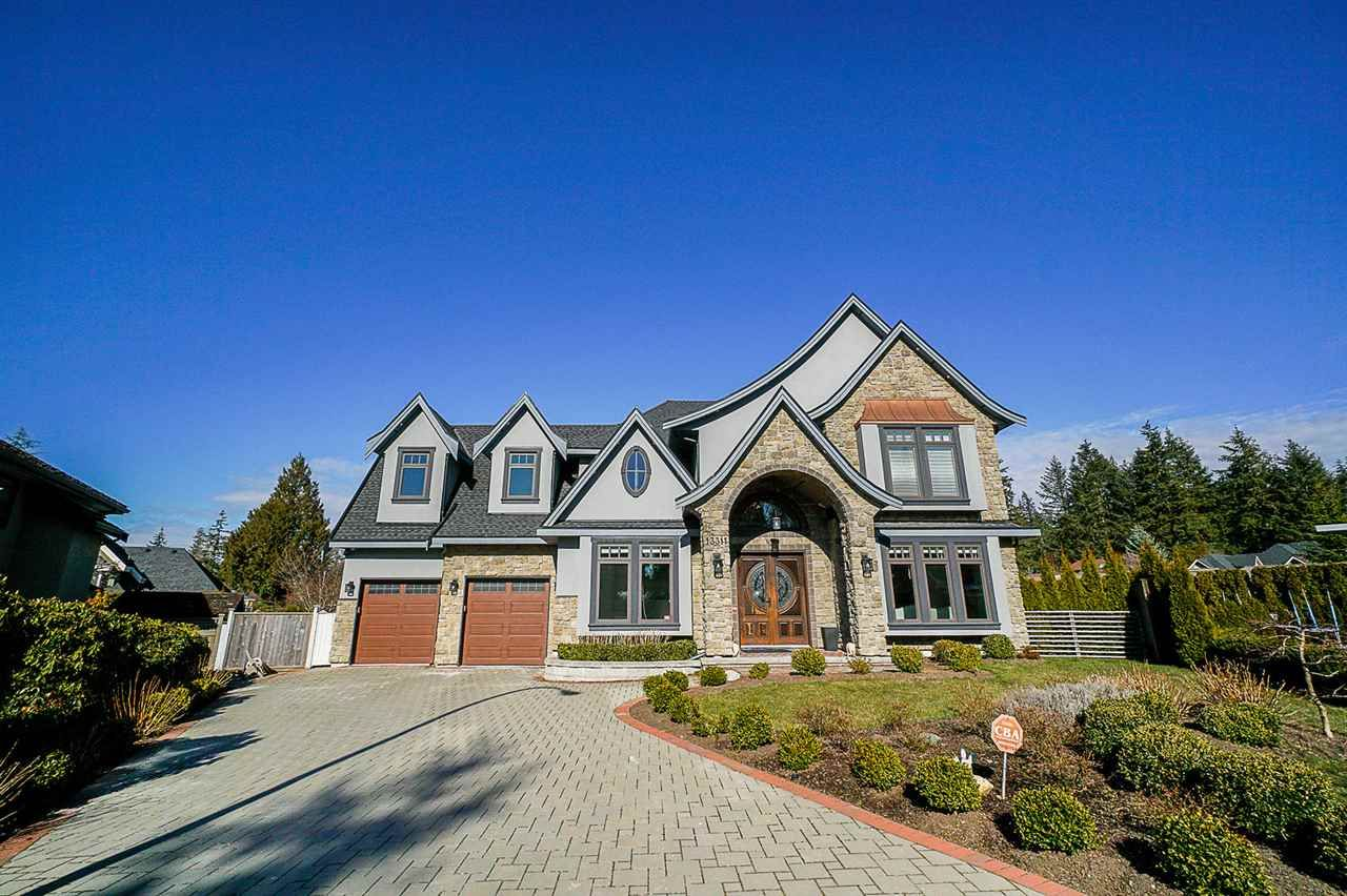 Main Photo: 13311 20A AVENUE in Surrey: Elgin Chantrell House for sale (South Surrey White Rock)  : MLS®# R2436393