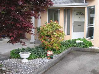 """Photo 1: 10 11950 LAITY Street in Maple Ridge: West Central Townhouse for sale in """"THE MAPLES"""" : MLS®# V847156"""