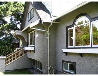 Photo 1: 5090 ARBUTUS ST in Vancouver: Quilchena House for sale (Vancouver West)  : MLS®# V570355