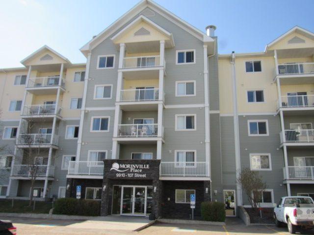 Main Photo: 304, 9910 107 Street in Morinville: Condo for rent