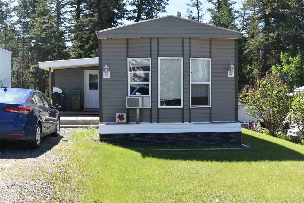 Main Photo: 51 997 20 Highway in Williams Lake: Esler/Dog Creek Manufactured Home for sale (Williams Lake (Zone 27))  : MLS®# R2585851