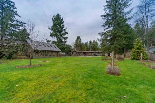 Photo 33: 25124 53 Avenue in Langley: Salmon River House for sale : MLS®# R2554709