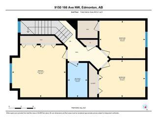Photo 17: 9150 166 Avenue in Edmonton: Zone 28 House Half Duplex for sale : MLS®# E4246760