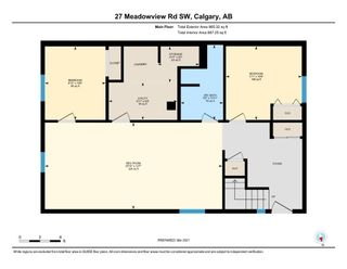 Photo 21: 27 Meadowview Road SW in Calgary: Meadowlark Park Detached for sale : MLS®# A1084197