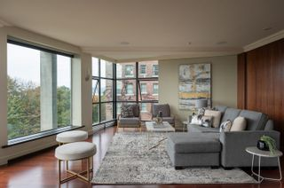 """Photo 4: 6 1861 BEACH Avenue in Vancouver: West End VW Condo for sale in """"The Sylvia"""" (Vancouver West)  : MLS®# R2620752"""