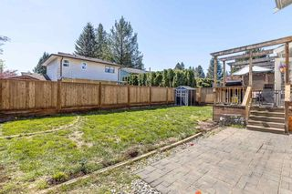 Photo 35: 820 INVERNESS Place in Port Coquitlam: Lincoln Park PQ House for sale : MLS®# R2584793