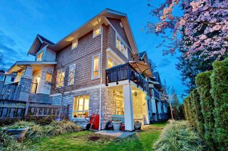 Photo 15: 85 1305 SOBALL Street in Coquitlam: Burke Mountain Townhouse for sale : MLS®# R2276784