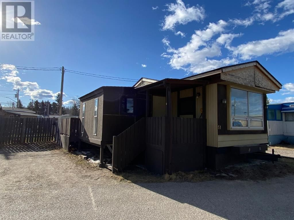 Main Photo: 51, 145 East River Road in Hinton: House for sale : MLS®# A1096790