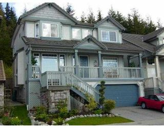 """Photo 1: 2525 PLATINUM LN in Coquitlam: Westwood Plateau House for sale in """"COBBLESTONE"""" : MLS®# V539200"""