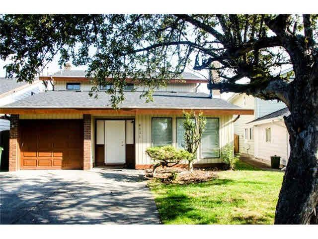 Main Photo: 6531 SWIFT AVENUE in : Woodwards House for sale : MLS®# V1080806