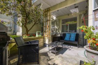 """Photo 1: 104 3628 RAE Avenue in Vancouver: Collingwood VE Condo for sale in """"Raintree Gardens"""" (Vancouver East)  : MLS®# R2488714"""