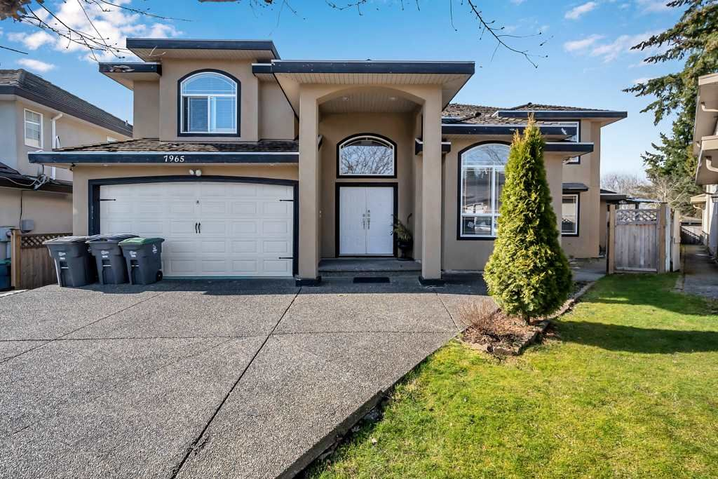 Main Photo: 7965 155A Street in Surrey: Fleetwood Tynehead House for sale : MLS®# R2544338