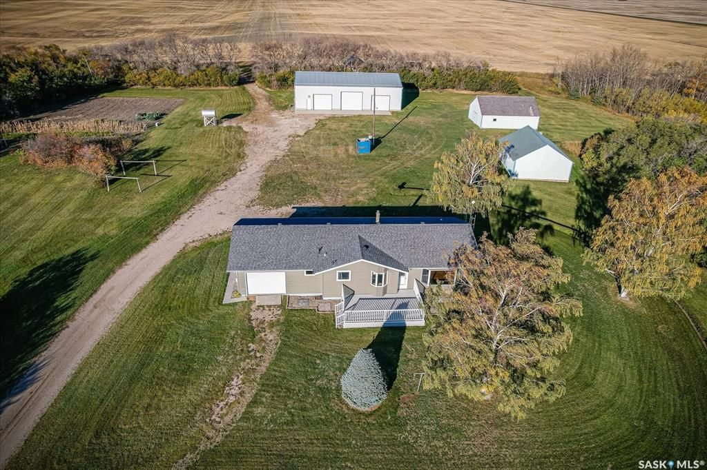 Main Photo: Kraus acerage in Leroy: Residential for sale (Leroy Rm No. 339)  : MLS®# SK872265