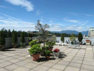 """Photo 14: 507 4134 MAYWOOD Street in Burnaby: Metrotown Condo for sale in """"PARK AVENUE TOWERS"""" (Burnaby South)  : MLS®# V1069960"""