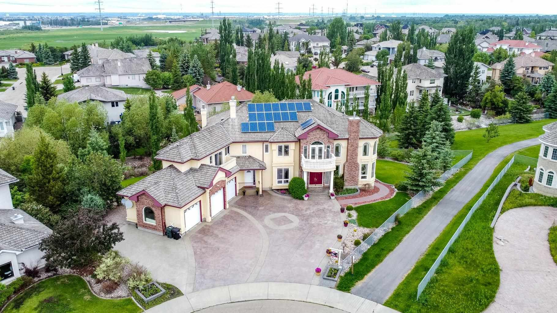 Main Photo: 107 52304 RGE RD 233: Rural Strathcona County House for sale : MLS®# E4250543