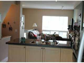 """Photo 3: 70 15168 36TH Avenue in Surrey: Morgan Creek Townhouse for sale in """"Solay"""" (South Surrey White Rock)  : MLS®# F1313507"""