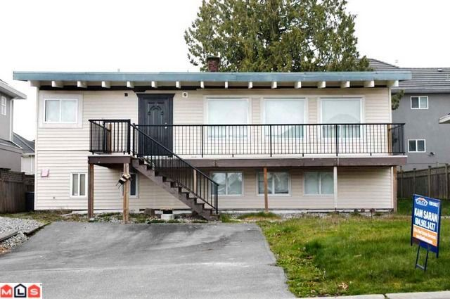 Main Photo: 6781 150TH ST in Surrey: East Newton House for sale : MLS®# F1005880