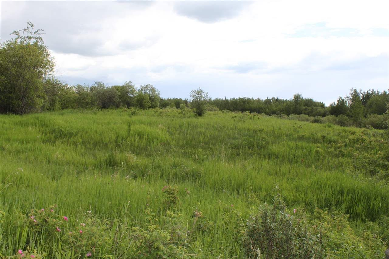 Main Photo: RR 35A Twp Rd 553: Rural Lac Ste. Anne County Rural Land/Vacant Lot for sale : MLS®# E4203889