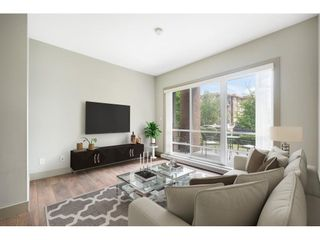 """Photo 2: 108 6875 DUNBLANE Avenue in Burnaby: Metrotown Condo for sale in """"SUBORA LIVING"""" (Burnaby South)  : MLS®# R2611213"""