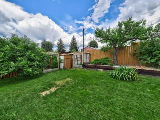Photo 20: 6579 BUIE STREET in Kamloops: Cherry Creek/Savona House for sale : MLS®# 161476