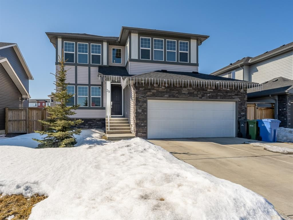 Main Photo: 39 Rainbow Falls Boulevard: Chestermere Detached for sale : MLS®# A1080652